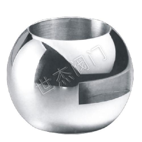 不锈钢阀门球体